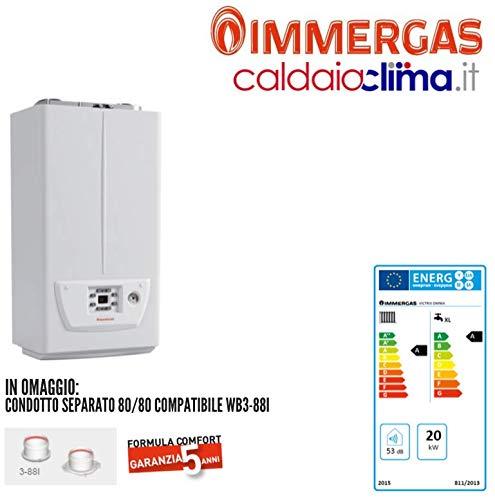 Immergas 3028358 - Caldera de condensación Victrix Omnia-(3
