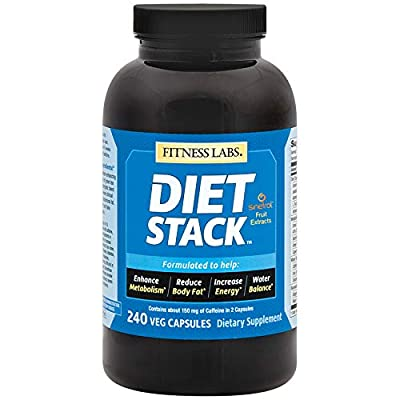 Fitness Labs Diet Stack