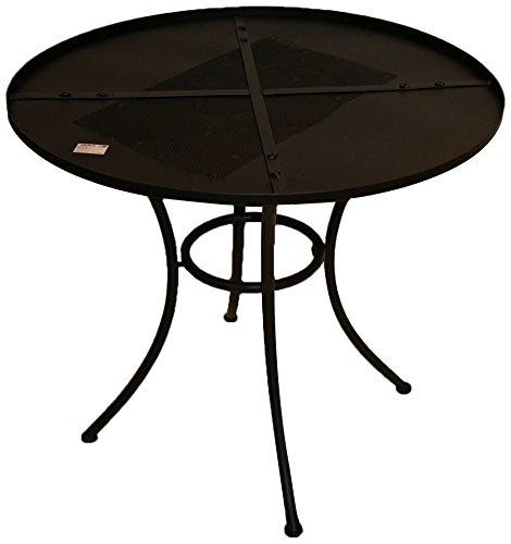 Bastelmaxi Mosaik 5492502 Tisch rund Durchmesser 80 cm Tischrohling