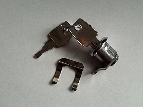 Briefkastenschloss R1 Ersatz für Renz 97-9-95085 mit 2 Schlüssel Einbau ab 1990