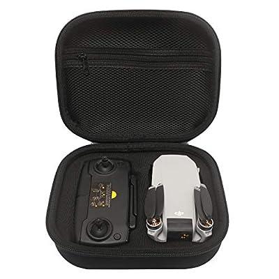 RC GearPro Mavic Mini Storage Bag EVA Hard Shell Carry Box Case for Mavic Mini Drone Accessories by Rc Gearpro