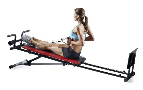 Product Image 15: Weider Ultimate Body Works Black/Red, Standard