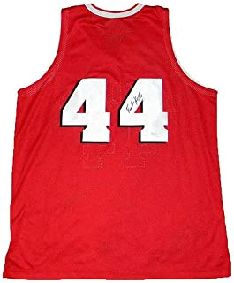Frank Kaminsky Autographed Signed Wisconsin Badgers #44 Basketball Jersey JSA