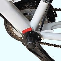 人間工学に基づいたE-バイクスピードセンサー、アシスタントセンサー、E-バイク自転車用スチール