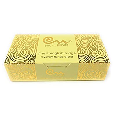 luxury vanilla clotted cream fudge gift box by 'oooh!..fudge' 450g gift box of creamy buttery decadent fudge - 3 x 150g large bars of 1 flavour- birthday & christmas gifts Luxury Vanilla Clotted Cream Fudge Gift Box by 'Oooh!..Fudge' 450g Gift Box of Creamy Buttery Decadent Fudge – 3 x 150g… 41vHU kR7qL
