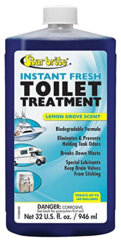 Star Brite Instant Fresh Toilet Treatment Concentrate