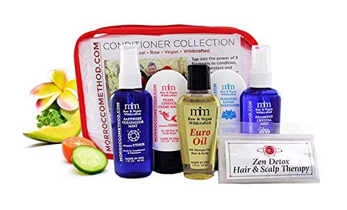 Morrocco Method trial-travel Set, 6conditioners