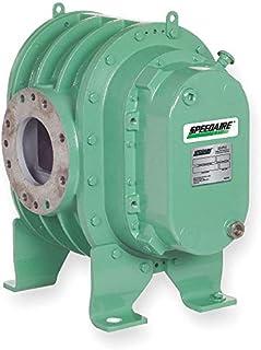 "Positive Displacement Blower/Vacuum Pump; Inlet Dia.: 8"" Flange Mount, Outlet Dia.: 8"" Flange Mount"