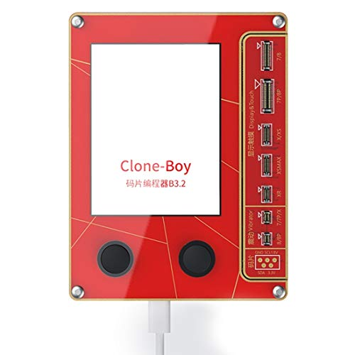 SPAREPARTS - Recambios para teléfono con chip programador de pantalla LCD Vrai Tone Programador de reparación para iPhone 7/8/XR/XS/XS Max Transferencia de Datos