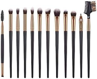 12 Eyebrow Comb T-12-080 Eye Brush Eyebrow Brush Set Beauty Beauty Tools