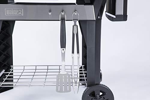 41vHZc6hSVL. SL500  - Weber 6539 Rollwagen, Kunststoff, Schwarz