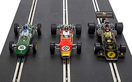 Scalextric C4184A The Genius of Colin Chapman - Lotus...