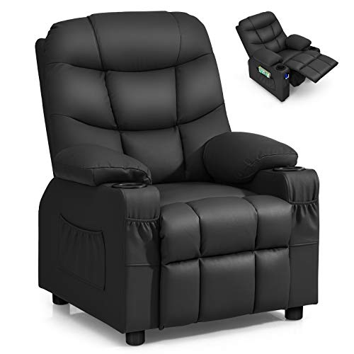 Costzon Kids Recliner Chair with...
