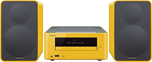 Onkyo CS-265(Y) CD HiFi Minisystem, Gelb