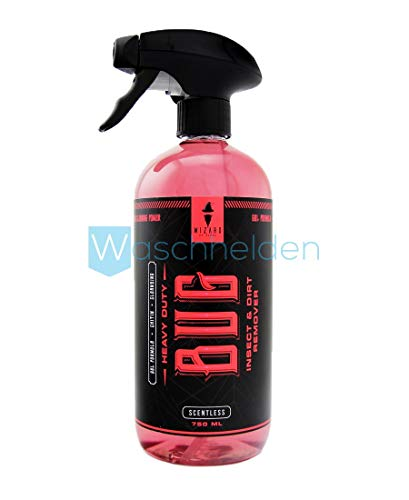 Wizard of Gloss Bug Schmutz- & Insektenentferner 750ml