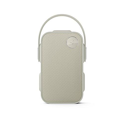 Libratone OneClick - Altavoz con Bluetooth y función SoundSpaces, color gris