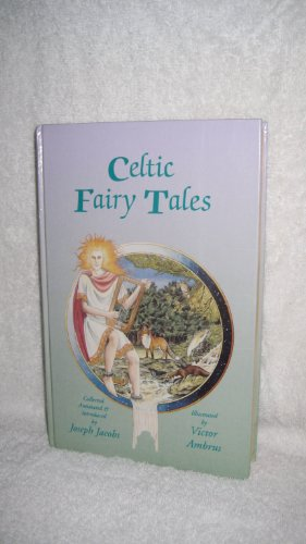 Celtic Fairy Tales 0752902091 Book Cover
