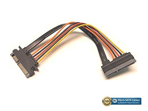 SATA III – SATA 3 Male to Female 5 Wire 6 Inch Extension Cable