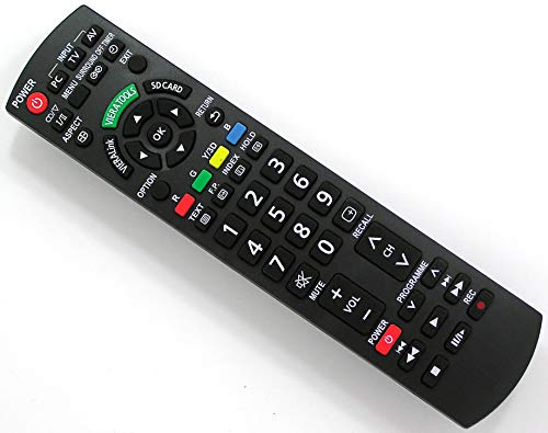 Ersatz Fernbedienung for Panasonic TV N2QAYB000753