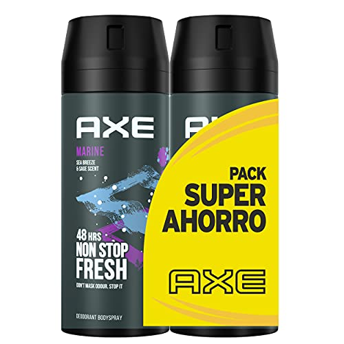Axe Axe Duplu Ahorro Marine Rock - Desodorante 2 X 150 Ml 260 g