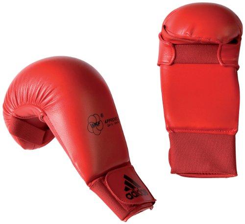 adidas Karate 611.11 WKF Handschuhe Unisex M rot - Rot