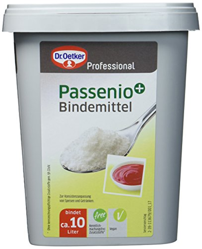 Dr. Oetker Passenio plus Bindemittel 400 g