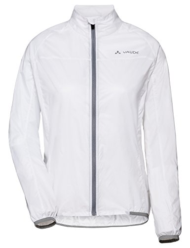 VAUDE Damen Jacke Women's Air Jacket III, white, 38, 408060010380