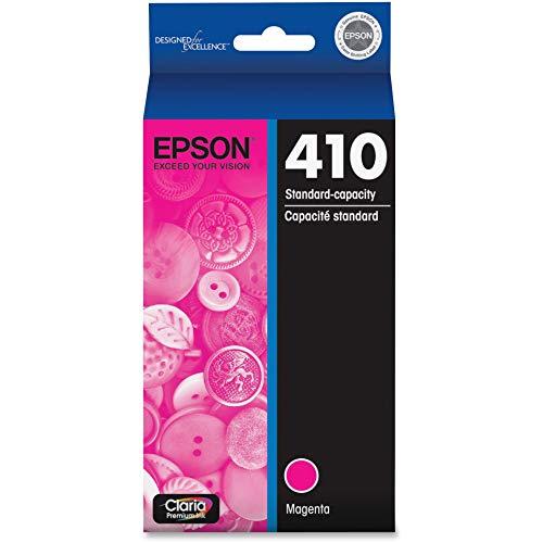 EPSON T410 Claria Premium Ink Standard Capacity Magenta Cartridge (T410320-S) for select Epson Expression Premium Printers