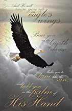 Anchor Wallace Publishers Bulletin-and We Will Raise You Up On Eagle's Wings (#A5110) (Pack of 50)