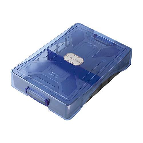 ソニック お道具箱 割れにくい クリス・タフ ブルー GS-1392-B