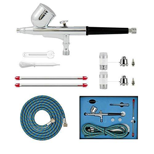 Royalmax Pistola a spruzzo aerografo Airbrush Kits,...