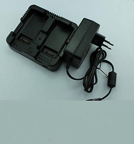 J&H PRO Chargeur de Batterie, Station Totale de la série, Trimble M3, DR2, DR3, DR5, TS635, TS635, TS862, Chargeur de Batterie Nivo 2M / 2C