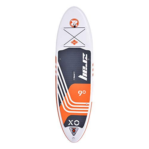 Zray Unisex-Youth X-Rider Young Sup Table, Red, 9'