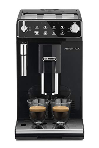 De'longhi Autentica - Cafetera Superautomática para