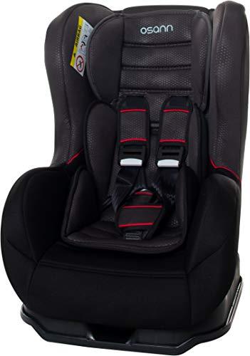 Osann Kindersitz Cosmo SP Gruppe 0+/1 (bis 18 kg) Kinderautositz Schwarz