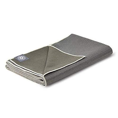 Merrithew Alfombrilla de viaje plegable (gris) de 1,4 mm