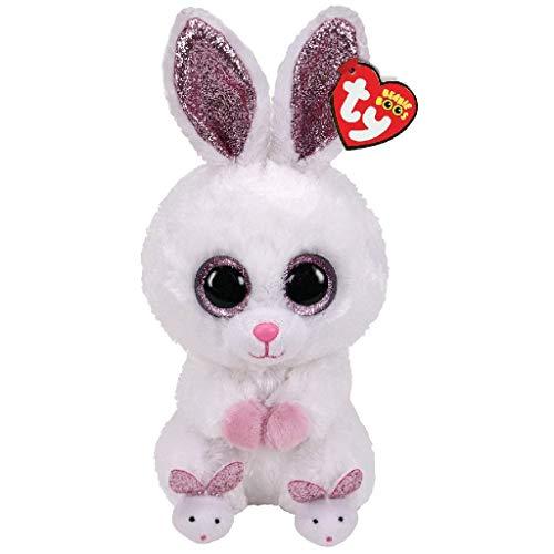 TY 36470 Slippers Rabbit Plüschtier, Mehrfarbig