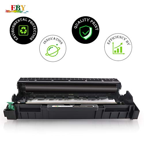 EBY DR2300 Tambor Brother Compatible para Brother MFC-L2700DW HL-L2300D HL-L2340DW MFC-L2740DW HL-L2365DW DCP-L2520DW HL-L2360DN MFC-L2720DW DCP-L2500D DCP L2540DN [1 Nergo]