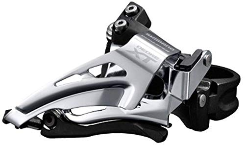 SHIMANO Desviador Deore XT Top Swing FD-M8025LX6,Down Pull,66-69° Low Cl.