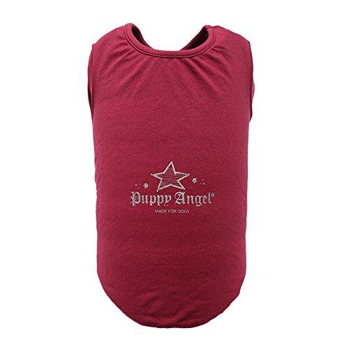 Puppy Angel Everyday T-Shirt pour Bouledogue Bordeaux Taille 3XL