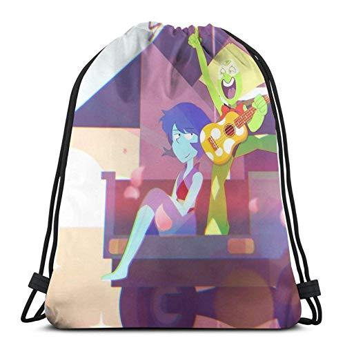 Hdadwy Show Time! Sport Bag Gym Sack Drawstring Backpack for Gym Shopping