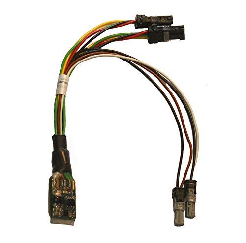 ASA SPEED B45.13–Módulo de sintonización para bicicletas eléctricas Bosch S (línea Classic, p. ej. BJ 2012–2013, conducción a 45km/h)