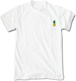Men's Short Sleeve Embroidered Logo T-Shirt
