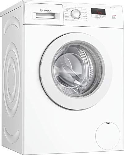 Bosch WAJ24060 Serie 2 Waschmaschine Frontlader / A+++ / 157 kWh/Jahr / 1200 UpM / 7 kg / Weiß /...