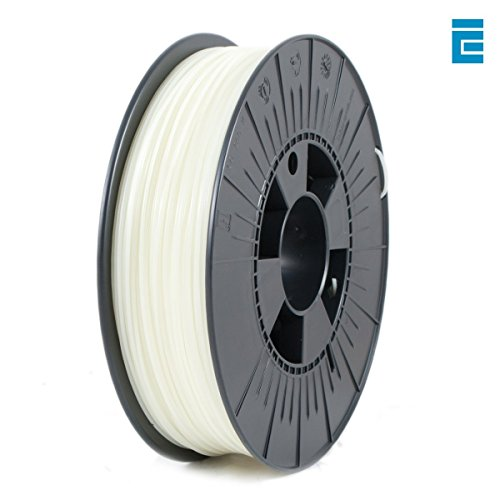 ICE Filaments ICEFIL1ABS051 filamento ABS,1.75mm, 0.75 kg, Glow-in-the-Dark