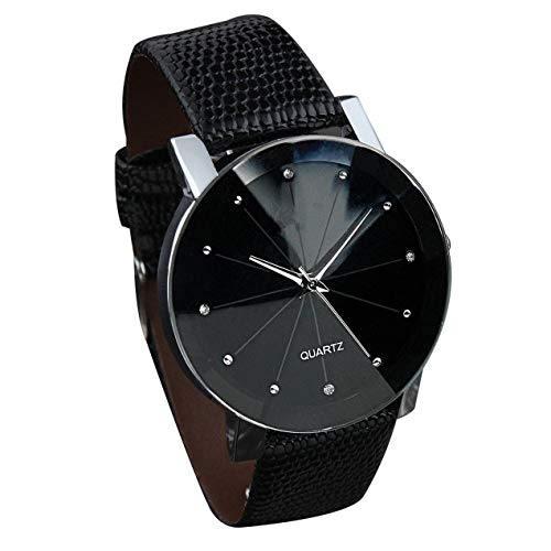 DBSUFV Cinturón de Serpiente con Diamantes, Reloj de Moda, Pulsera, Correa de Reloj, joyería con dijes Personalizados, Mesa Informal para Parejas, Hombres y Mujeres