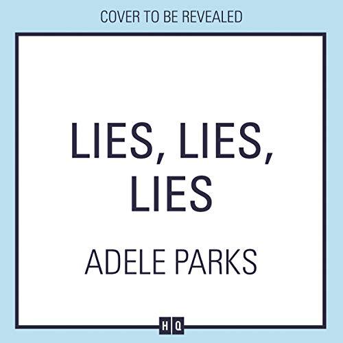 Lies Lies Lies audiobook cover art