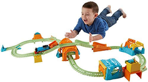 Fisher-Price Thomas & Friends TrackMaster, Glowing Mine Set