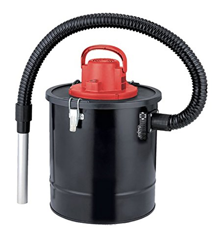 Kekai KT0501 - Aspirador de Cenizas para Estufa de Pellets 18 litros.
