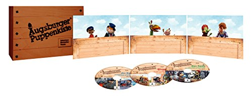 Augsburger Puppenkiste - Limitierte Holzkiste Special Edition [Blu-ray]
